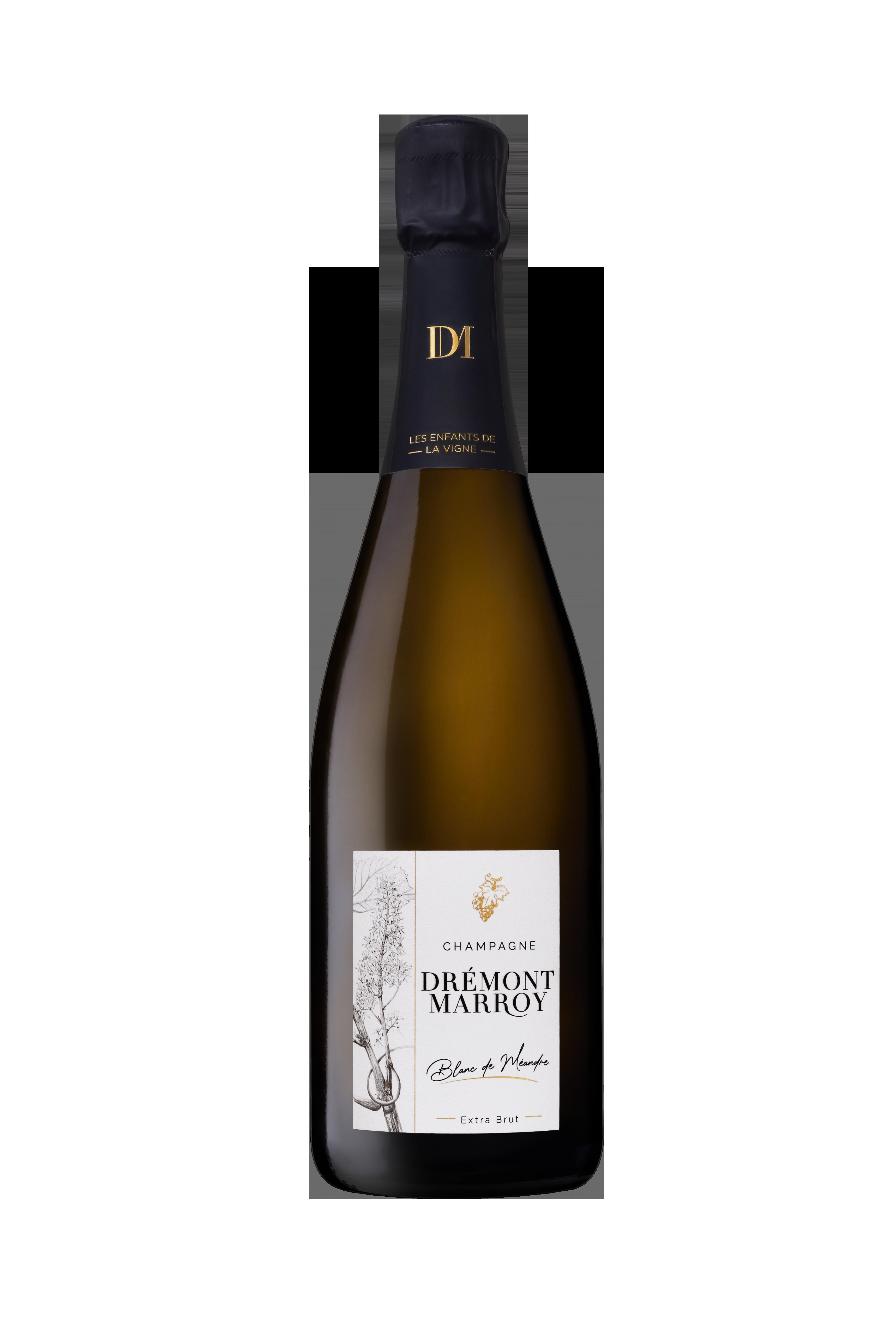 Champagne Drémont Marroy Blanc de Blancs